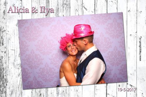 Huwelijk - HappyBooth pics